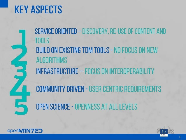 10 ACCESSIBLE CONTENT DISCOVERABLE SERVICES EFFICIENT PROCESSING RESEARCH COMMUNITIES VALUE ADDED APPS Via standardised pr...