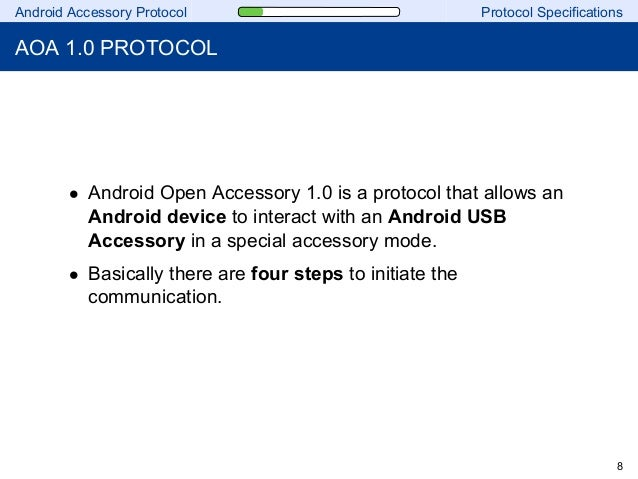 FTF2014 - Android Accessory Protocol