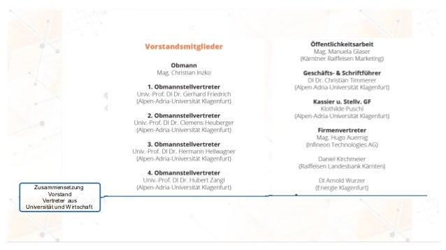 30 Jahre F�rderverein der Technischen Fakult�t an der Universit�t Klagenfurt