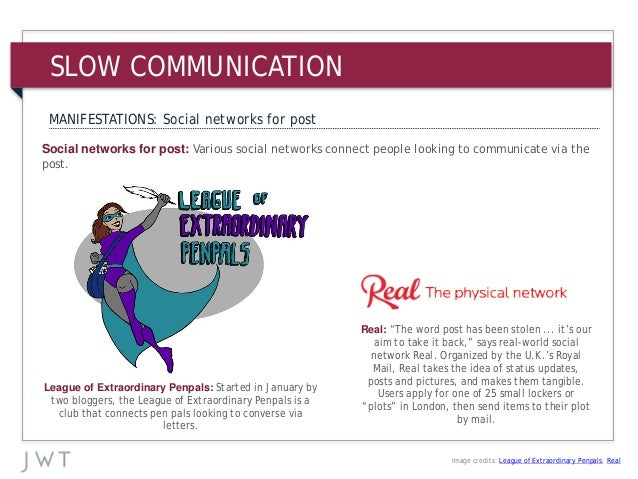MANIFESTATIONS: Social networks for post