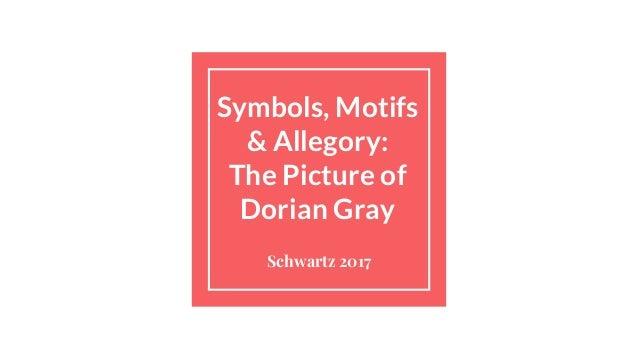 symbols in the picture of dorian gray