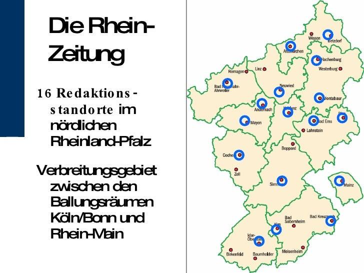 Vortrag bei FTOJ: Rhein-Zeitung: Print umarmt Social Media Slide 3
