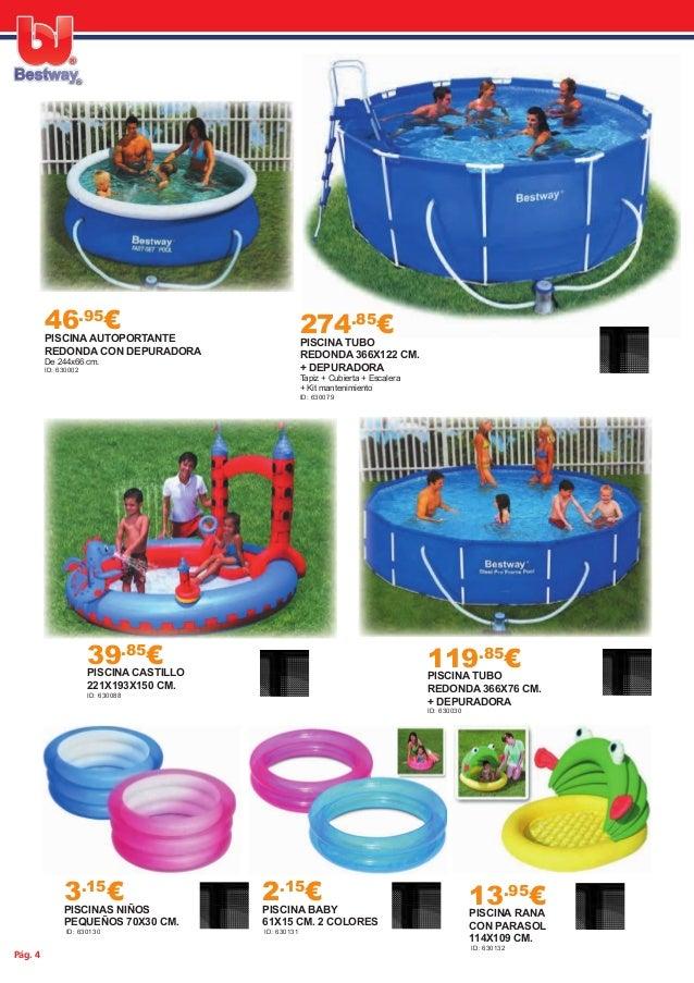 Oferta piscinas 2015 for Piscinas online ofertas