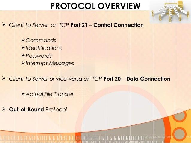 Ftp) file transfer protocol