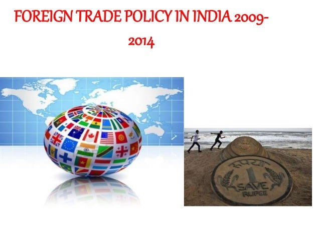 indias foreign trade Trends in india's foreign trade gems & jewellery: gems and jewellery is one of the major contributors of export earnings for india, having a share of 133 percent in india's merchandise exports in 2014-15.