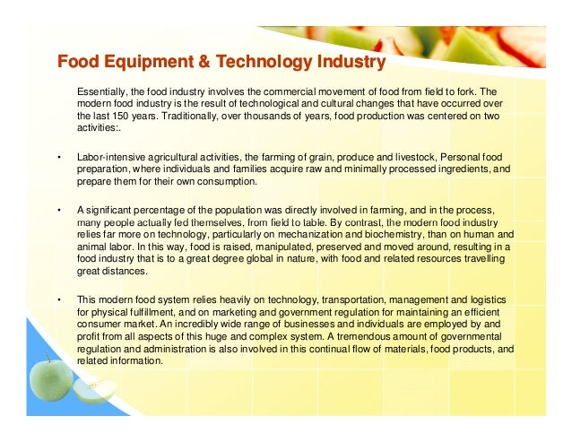 fast food industry of pakistan Wwwiisteorg issn 2224-6088 (paper) issn 2225-0557 (online) vol43, 2015  36 socio - economic determinants of fast food industry growth in pakistan.