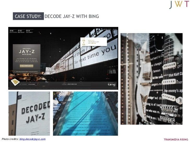 Jay-Z Decoded Case Study | Christian Pilla's Blog