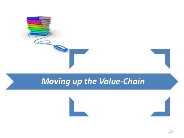 Moving up the Value-Chain 103