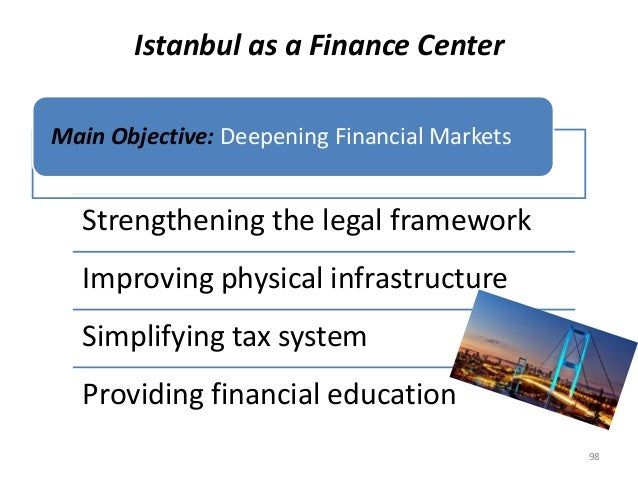 Strengthening the legal framework Improving physical infrastructure Simplifying tax system Providing financial education I...