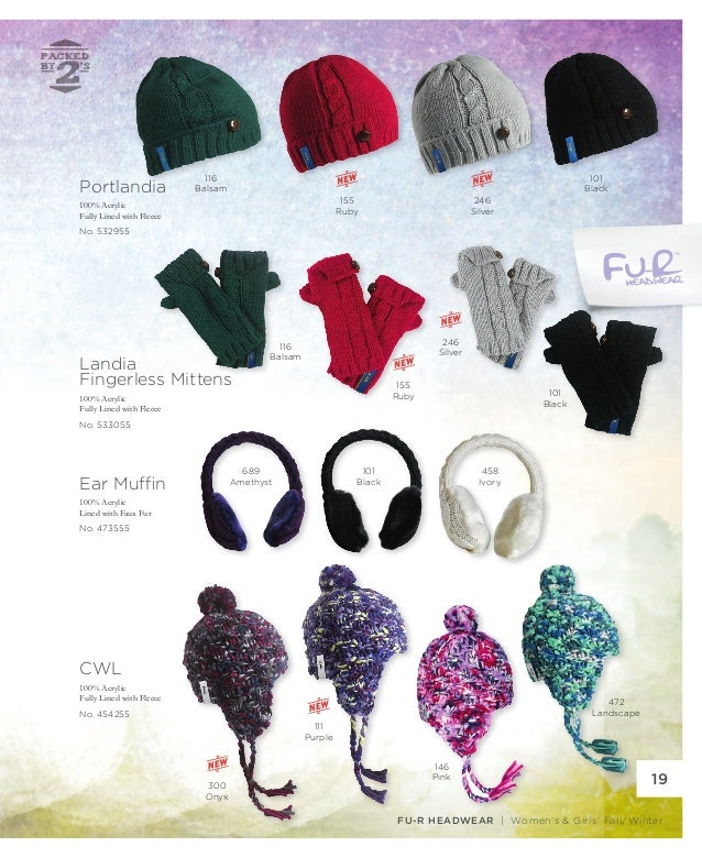 70aa8074785 FU-R Headwear Fashion and Style Guide 2014-15 by Turtle Fur