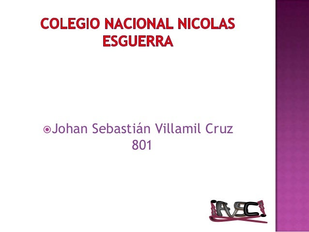  Johan   Sebastián Villamil Cruz                801