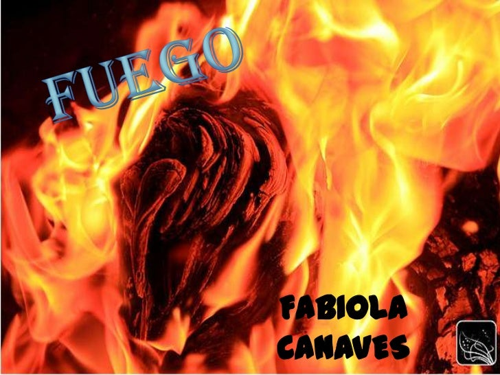 FUEGO<br />FABIOLA CANAVES<br />