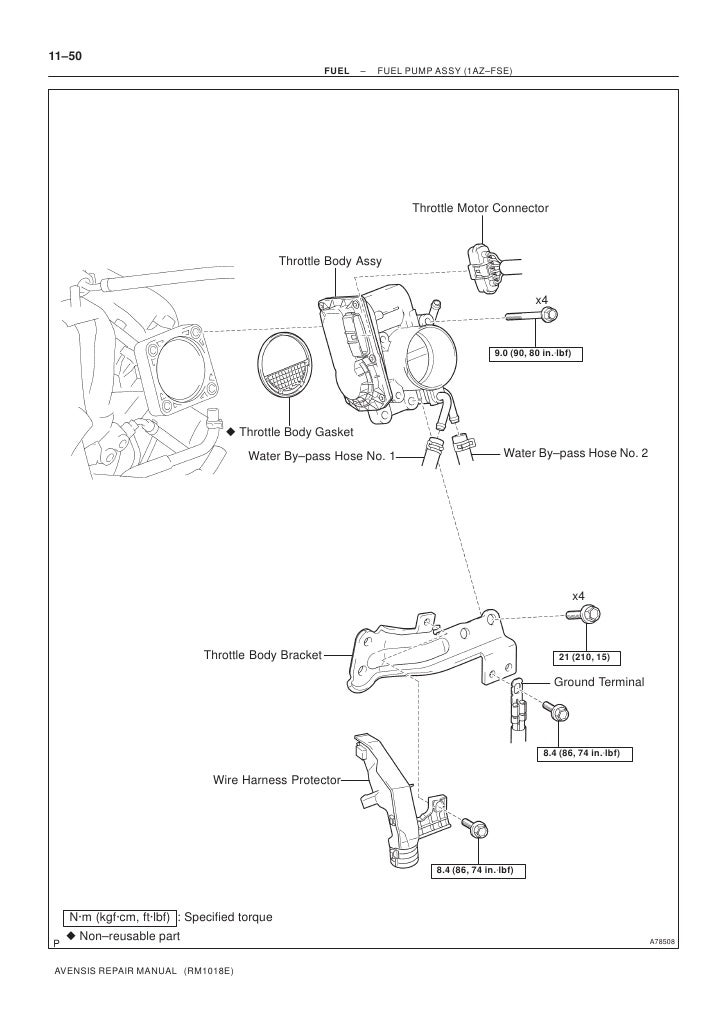 1az Fse Wiring Diagram Download Free Download Oasis Dl Co