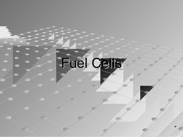 Fuel CellsFuel Cells