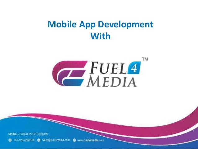 Mobile App Development  With