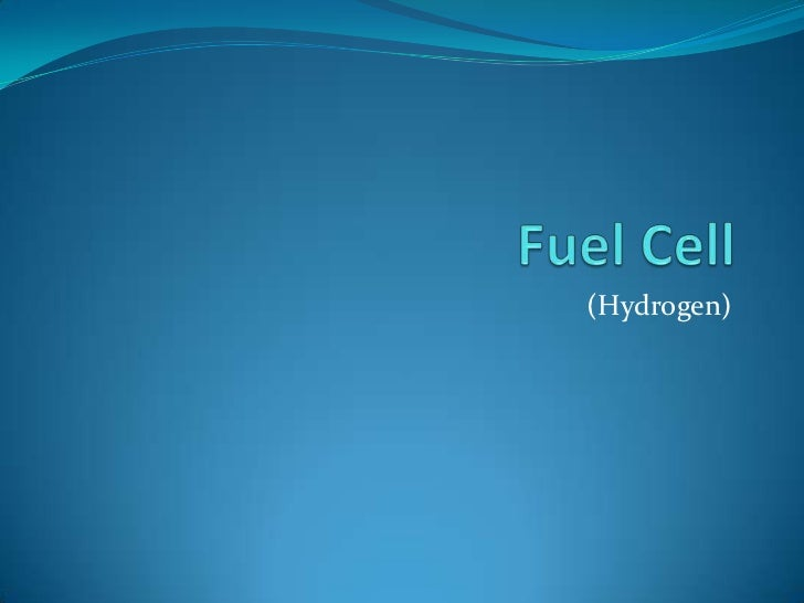 Fuel Cell<br />(Hydrogen)<br />