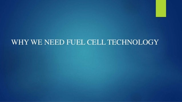 Hydrogen Based Fuel Cell