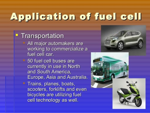Fuel Cell Presentation