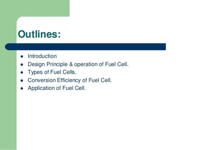 Fuel cells Slide 2