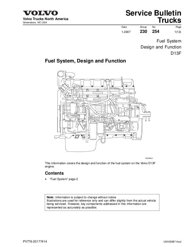 fuel d13 rh slideshare net mack truck fuel system diagram mack truck fuel system diagram