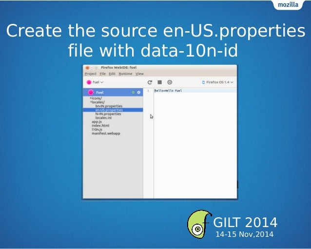 Create the source en-US.properties file with data-10n-id GILT 2014 14-15 Nov,2014