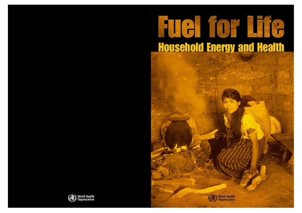 Household Energy and Health