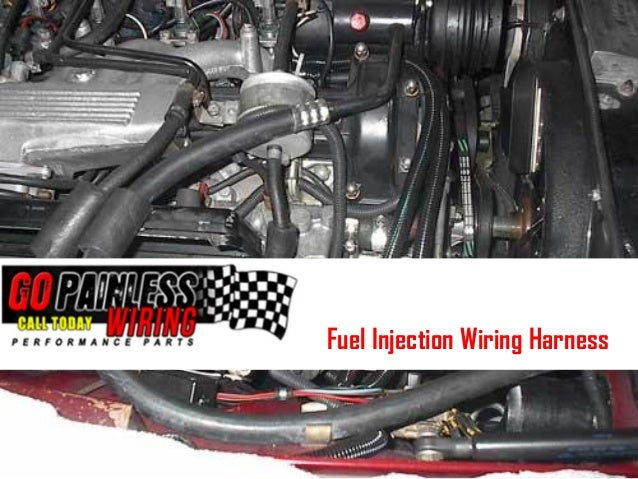 Fuel Injection Wiring Harness offered by Go Painless Wiring on painless switch panel, painless fuse box, painless lt1 harness,