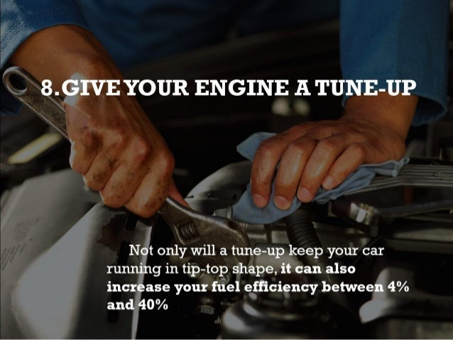 Fuel Saving Tips