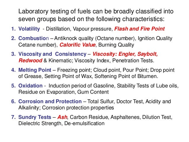 Compressed Natural Gas Flash Point