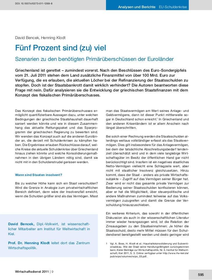 DOI: 10.1007/s10273-011-1269-8                                                                         Analysen und Berich...
