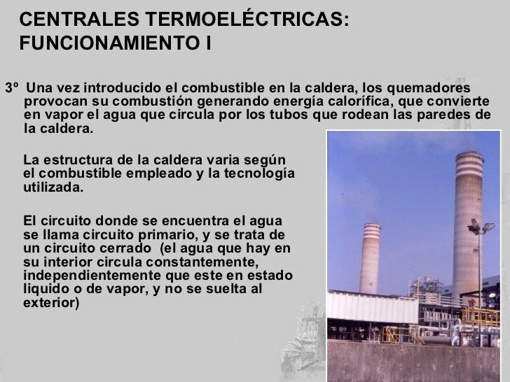 Fuentes de energ a no renovables for Caldera se apaga y enciende constantemente
