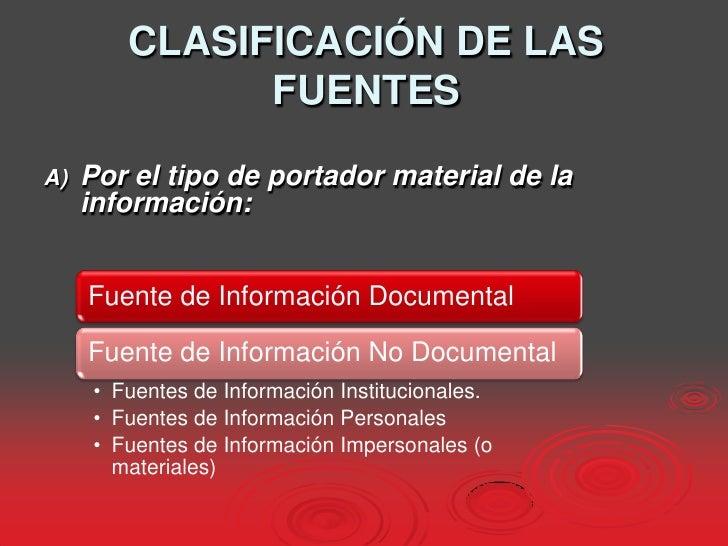 Fuentes de información Slide 3