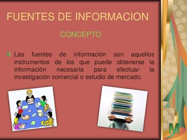 Fuentes de informacion Slide 2