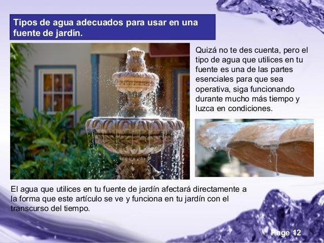 Fuente de agua para jardin elegant fuentes de agua para exteriores buscar con google modernas - Fuentes de agua para jardin exterior ...