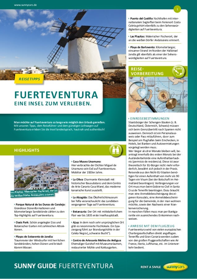www.sunnycars.de 1   uerto del Castillo: Yachthafen mit inter P nationalem Seglerflair beim Ferienort Costa Caleta gehör...