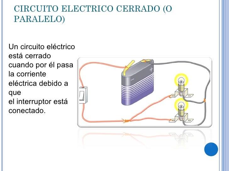 Circuito Abierto Y Cerrado : Fuerza electromotriz