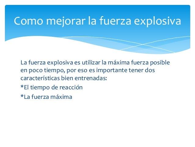 Fuerza explosiva y salto de longitud for Fuera definicion