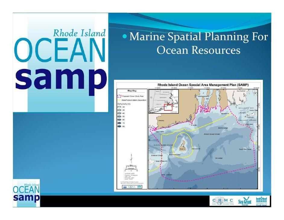  MarineSpatialPlanningFor       OceanResources