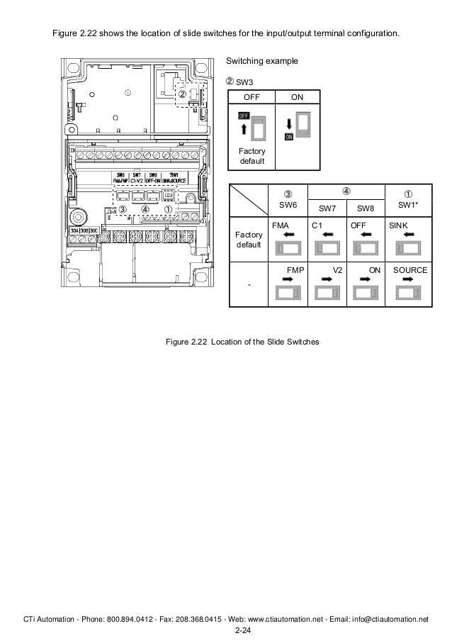 Fuji frenic-multi-inverter-instructions