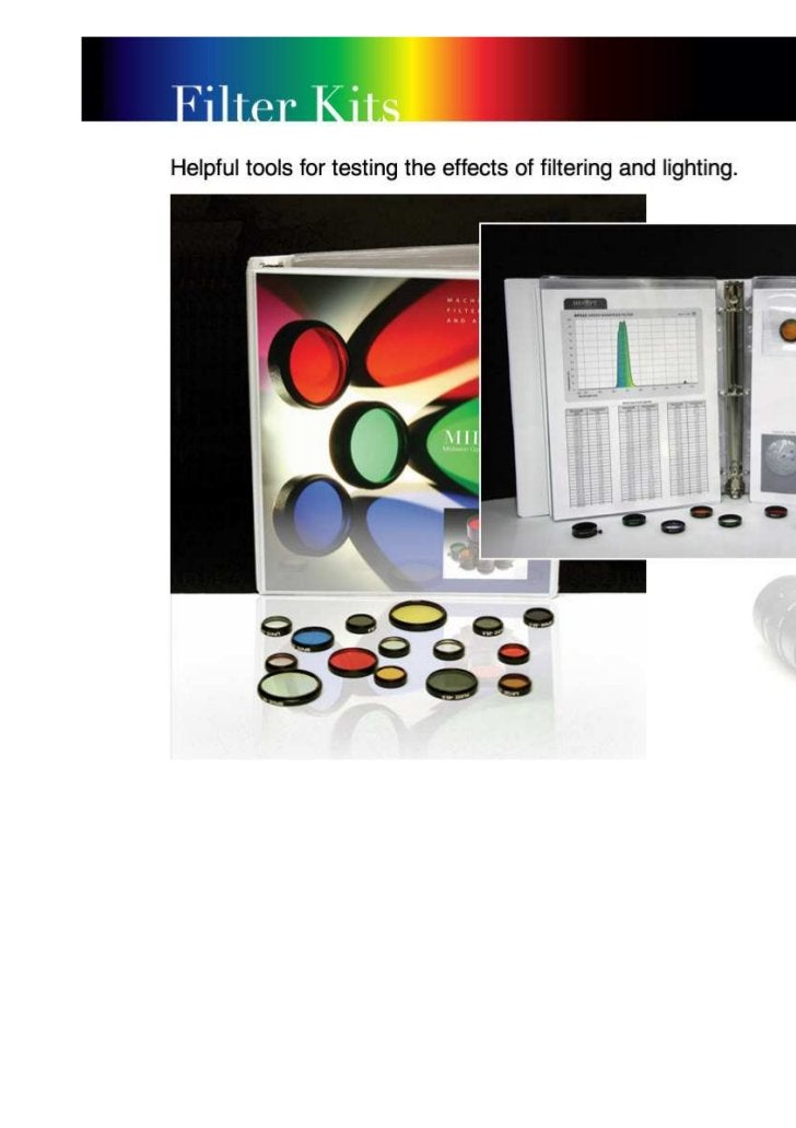 Fujifilm - Optical Filters Midwest