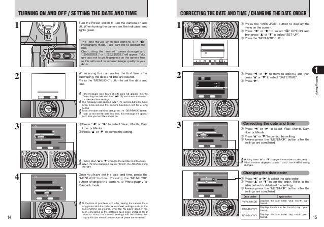Fuji finepix s5500 manual
