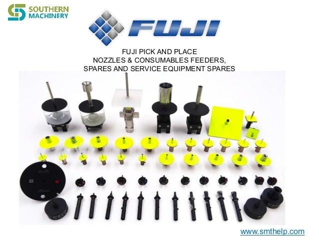 Fuji nozzles &