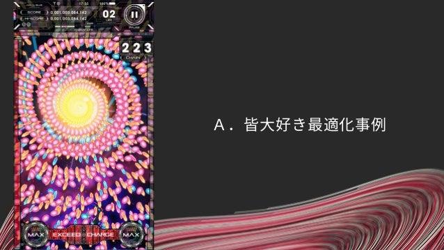 【Unite 2018 Tokyo】60fpsのその先へ!スマホの物量限界に挑んだSTG「アカとブルー」の開発設計