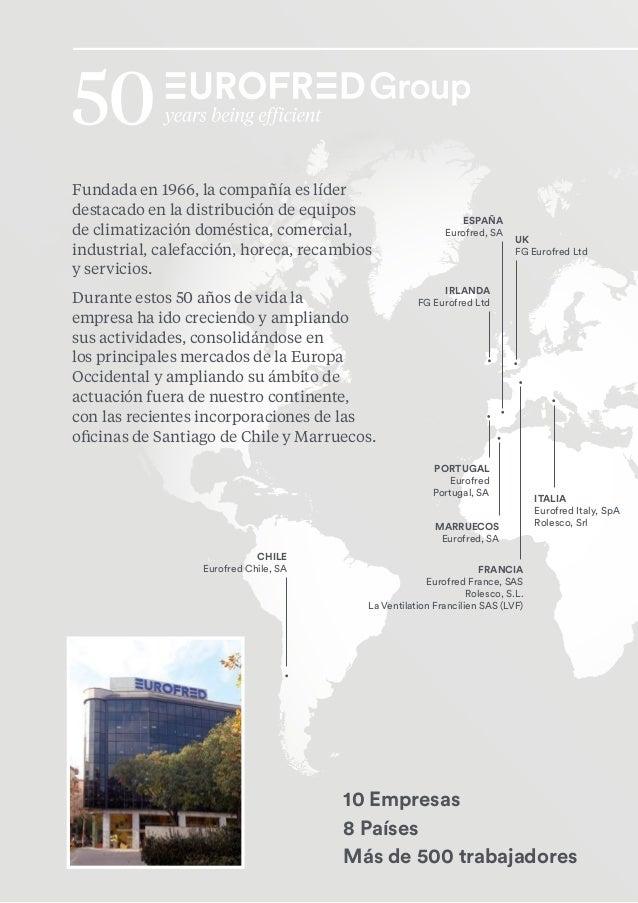 Catálogo Tarifa Fujitsu Climatización 2017 Slide 2