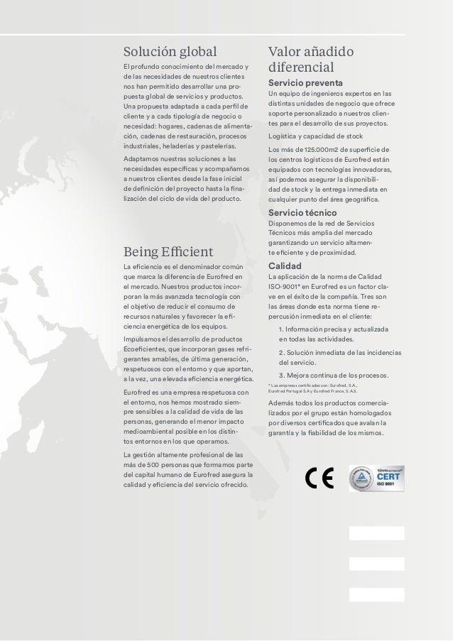 Catálogo Tarifa Fujitsu Climatización 2017 Slide 3