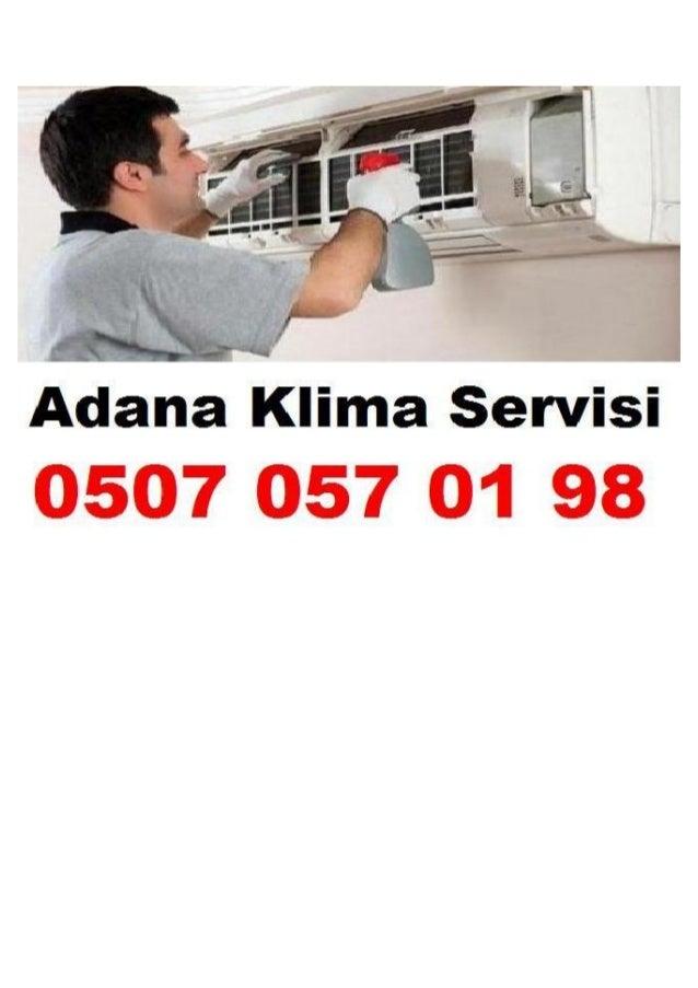 Fujitsu Klima Servisi Adana 26 Mart 2016