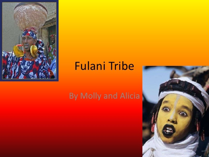 Fulani Tribe<br />By Molly and Alicia<br />
