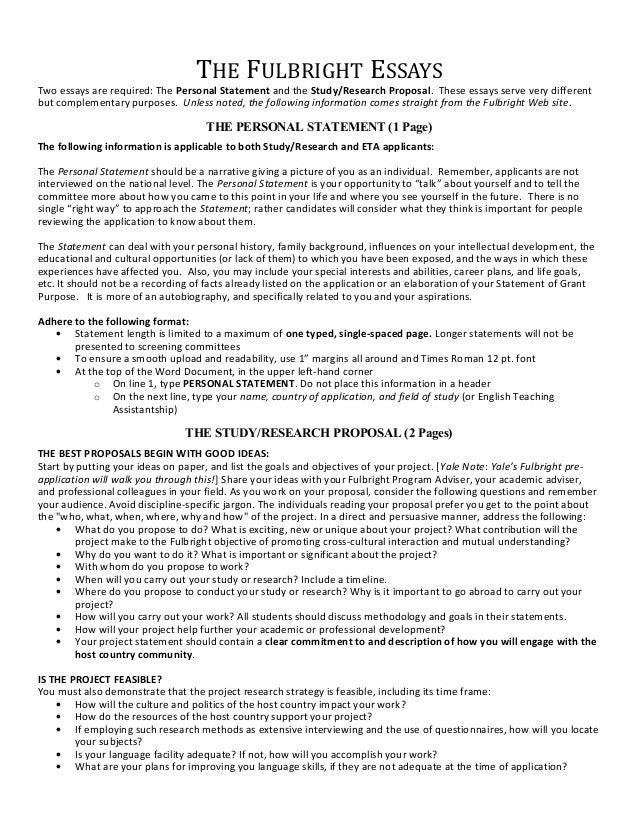 sample fulbright personal statement eta