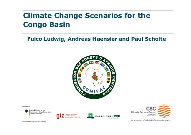Climate Change Scenarios for theCongo BasinFulco Ludwig, Andreas Haensler and Paul Scholte
