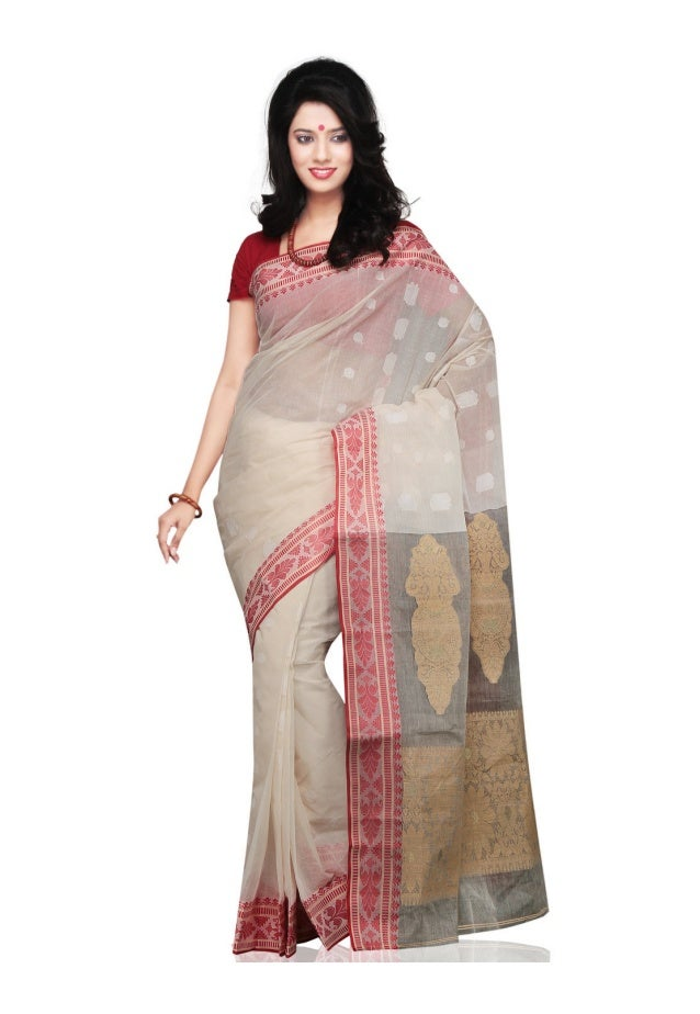 Fulia Tant Saree Manufacturer, Wholesaler Delhi India,